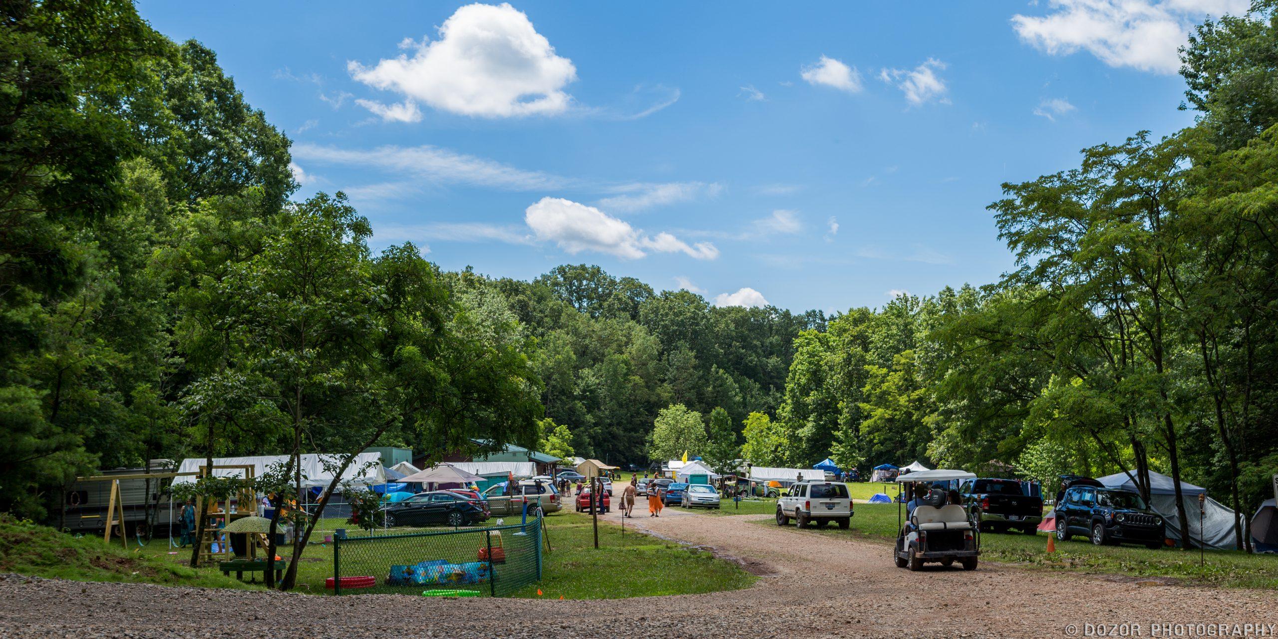 camping - Dozer